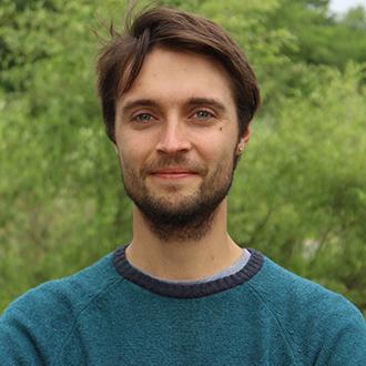 Jamie Johnson, Lead Playworker