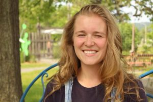 Environmental Educator Pursues Position with FoodCorps