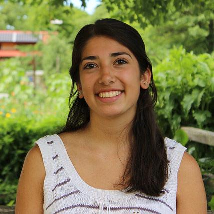 Marina Vergara, Nonprofit Administration Intern