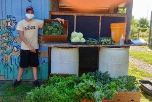 Teen Urban Farmers work toward 1,000-lb produce donation goal